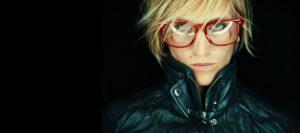 lunettes rouge namur