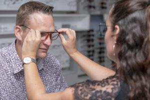 essai de lunettes namur