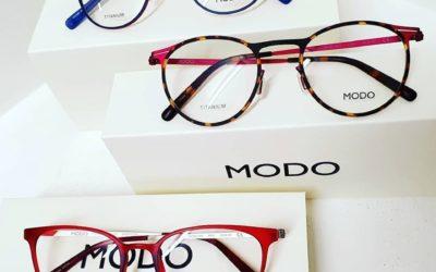 Nouvelles lunettes MODO
