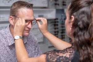 lunettes opticien namur