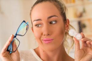 choix-lunettes-lentilles-contact