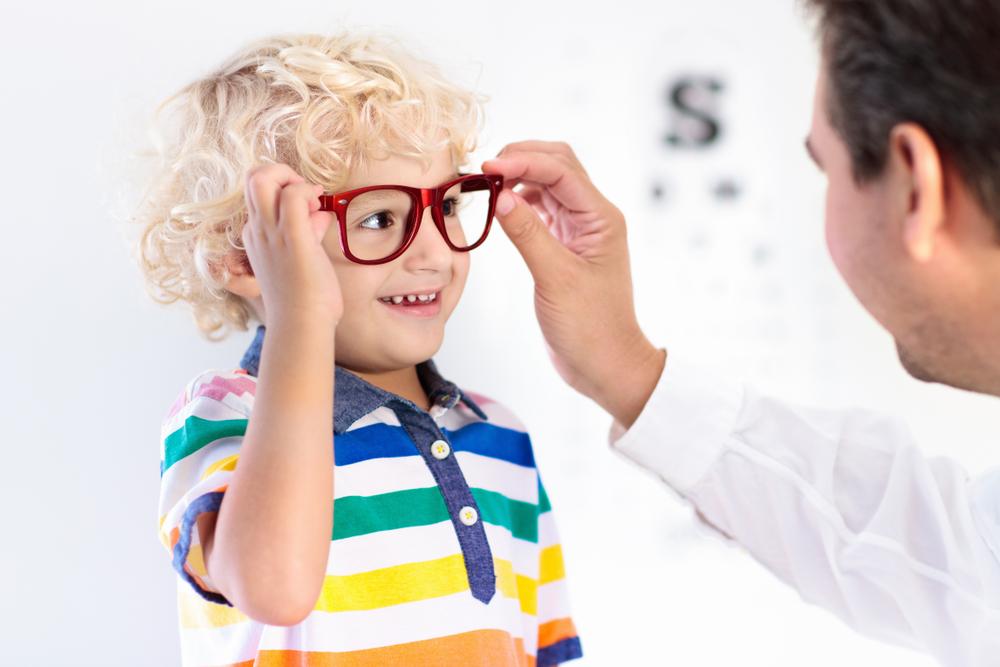 Comment choisir les lunettes de ses enfants ?
