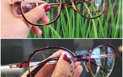 Nouvelles montures chez votre opticien à Ciney et à Namur