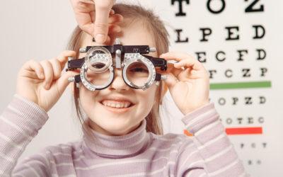 Vision de l'enfant : un contrôle constant pour prévenir à temps