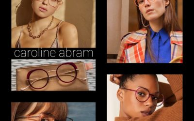Retrouvez nos dernières lunettes en magasin