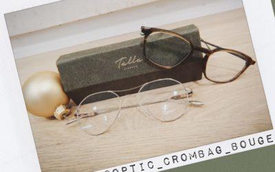 Nouvelles lunettes Talla chez votre opticien Crombag