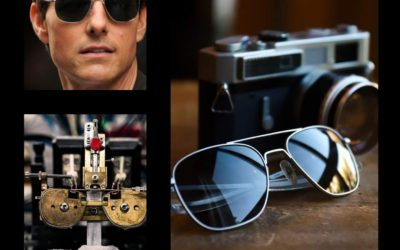 Les lunettes Randolph bientôt chez Optic Crombag