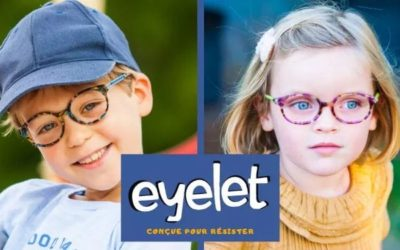 Optic Crombag protège les yeux de vos enfants