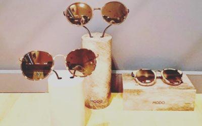 Nouvelles lunettes MODO solaires dans nos boutiques
