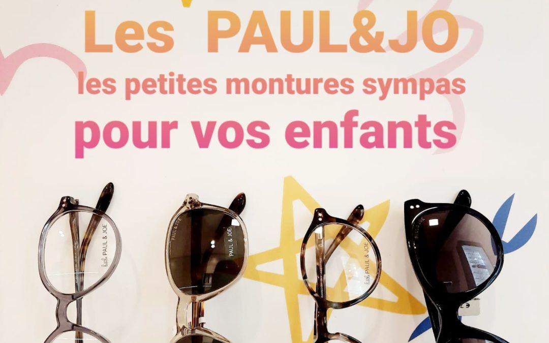 La marque Paul&Jo s'invite chez votre opticien